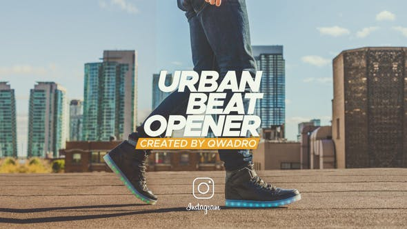 Photo of Urban Opener – Videohive 20469702