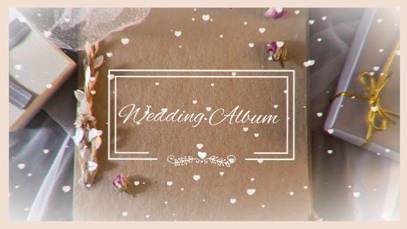 Photo of Wedding Day Album Opener – Videohive 32079061