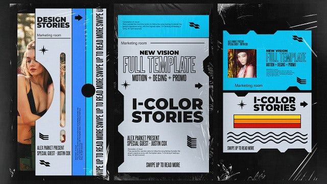 Photo of Bloom Kinetic Typography Stories – MotionArray 963452