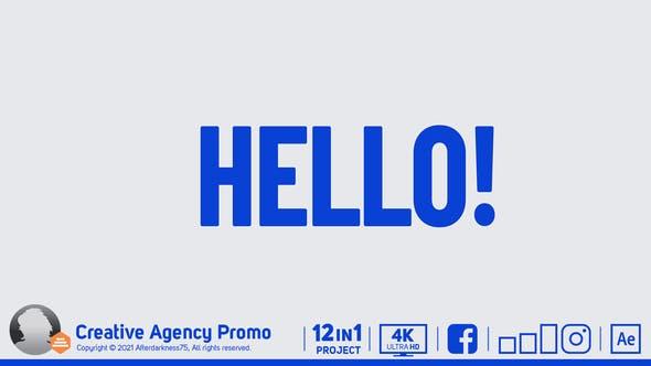 Photo of Creative Agency Promo – Videohive 29925921
