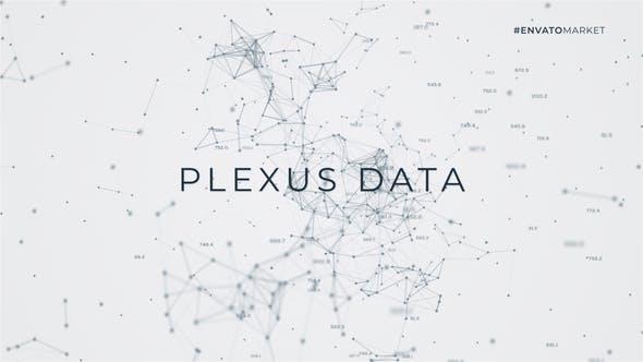 Photo of Data Flow | Plexus Titles – Videohive 24162103