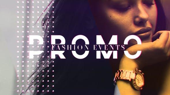 Photo of Fashion Promo Event – Videohive 19318008