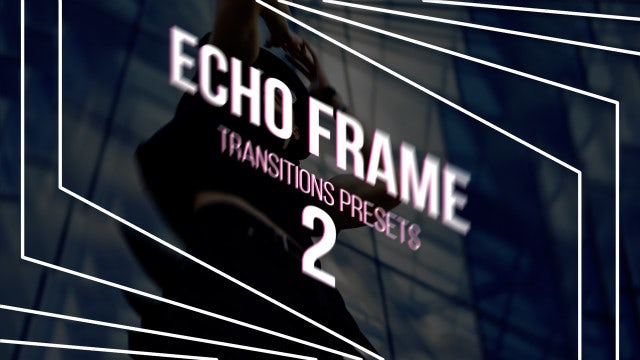 Photo of Echo Frame Transitions Presets 2 – MotionArray 982901