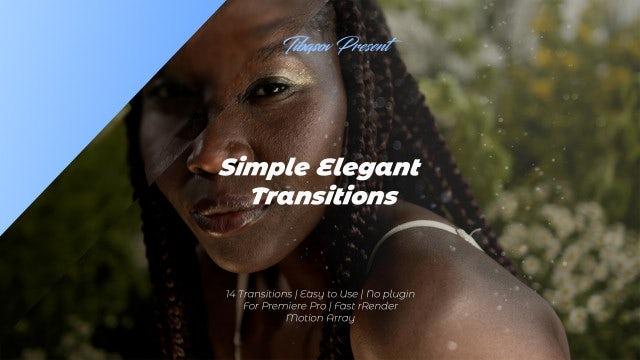 Photo of Simple Elegant Transitions – MotionArray 984003