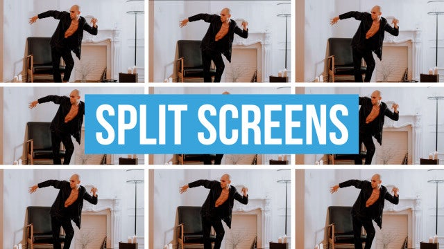 Photo of Split Screens Kit – MotionArray 980601