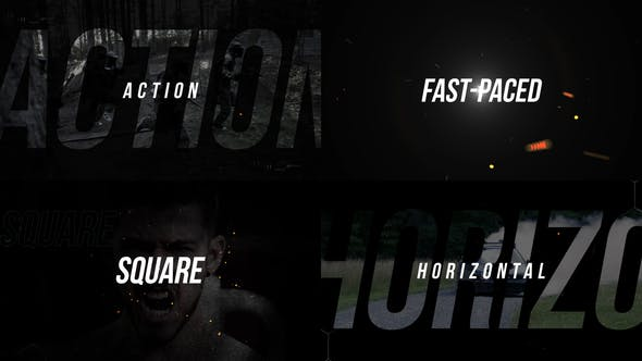 Photo of Stylish Action Sports – Videohive 24629776