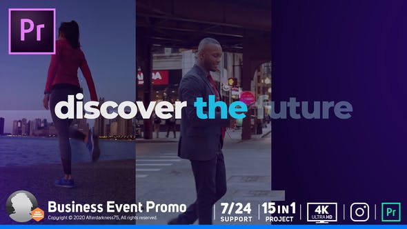 Photo of The Event Promo – Videohive 32684815