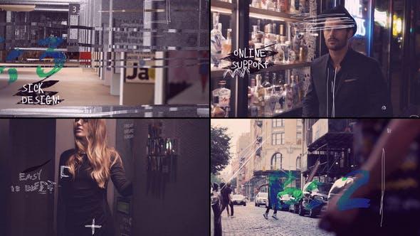 Photo of Urban Fashion – Videohive 23333108