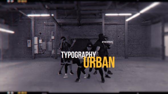 Photo of Urban Opener – Videohive 21091341