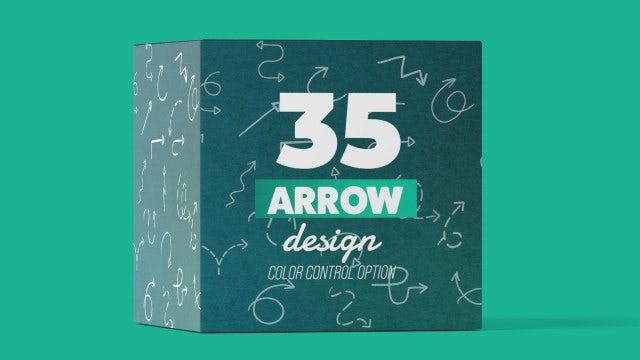Photo of Arrow Pack – MotionArray 980281
