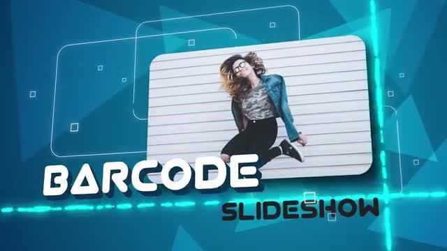 Photo of Barcode Slideshow – MotionArray 998803
