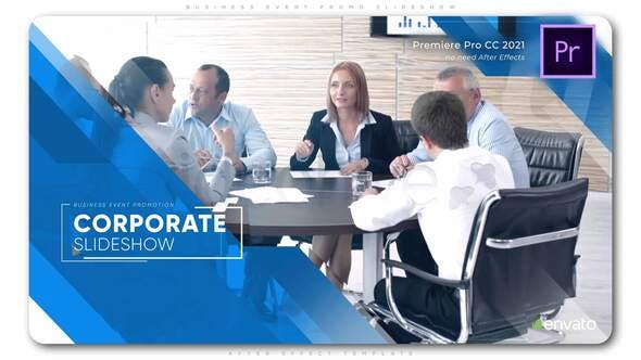 Photo of Business Event Promo Slideshow – Videohive 33211823
