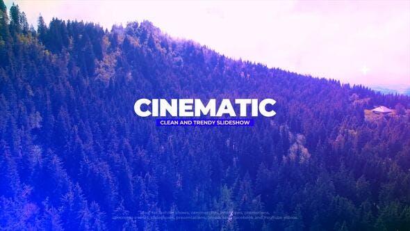 Photo of Cinematic Slideshow – Videohive 33169941