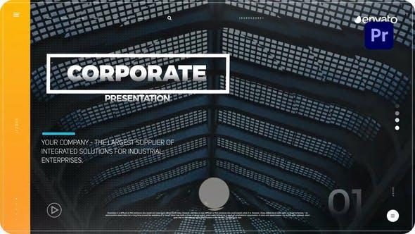Photo of Corporate Promo For Premiere Pro – Videohive 33212528