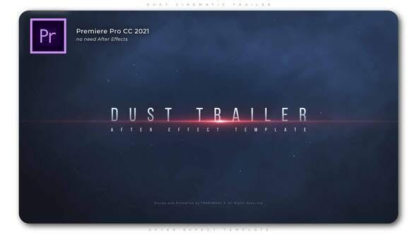 Photo of Dust Cinematic Trailer – Videohive 33211796