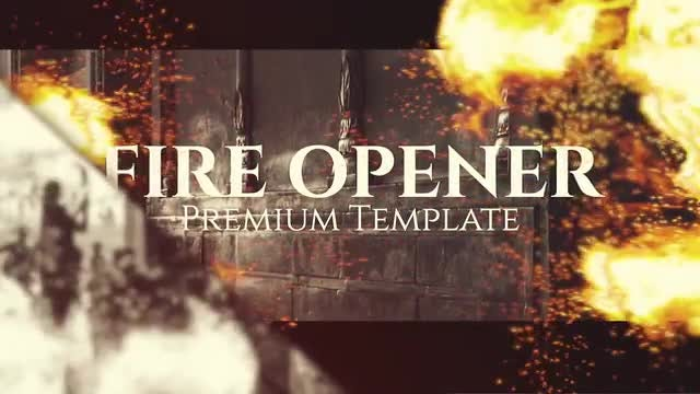 Photo of Epic Fire Opener – MotionArray 996939