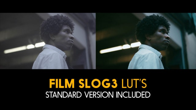 Photo of Film Slog3 And Standard Luts – MotionArray 988484