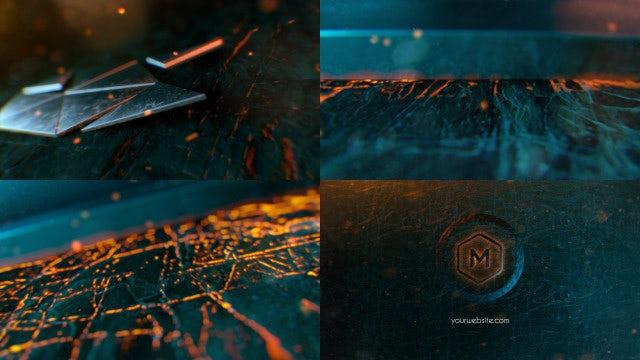 Photo of Fire Dark Logo – MotionArray 999118