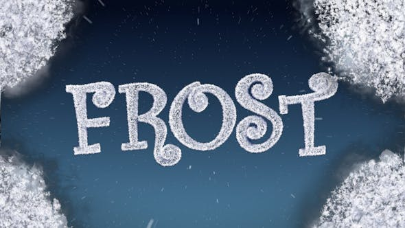 Photo of Frost Pack – Videohive 13086542