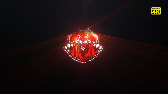 Photo of Glitch Logo 02 – Videohive 32517899