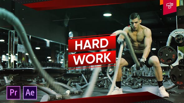 Photo of Gym & Workout Intro – Videohive 33184180