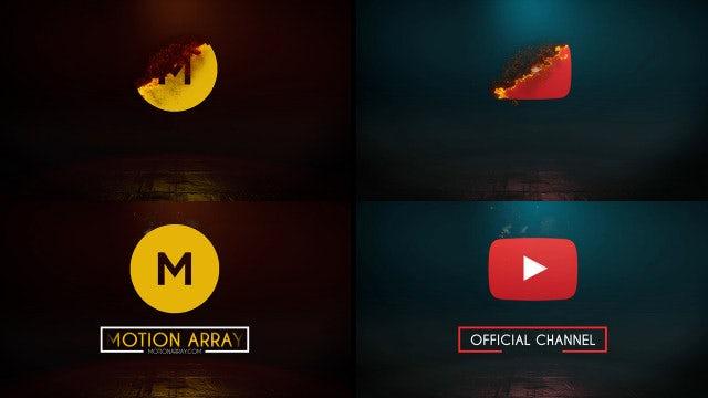 Photo of Logo Fire Reveal – MotionArray 997746