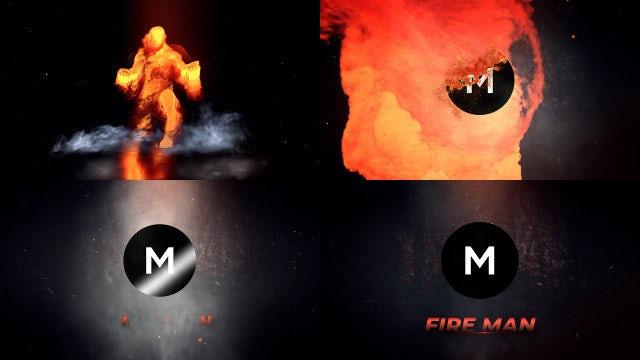 Photo of Magic Man Fire Logo – MotionArray 993407