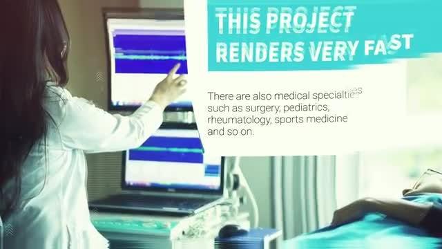 Photo of Medical Slideshow – MotionArray 942389
