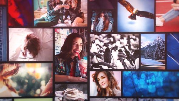 Photo of Multi Screen Photo Opener – Premiere Pro – Videohive 33210934