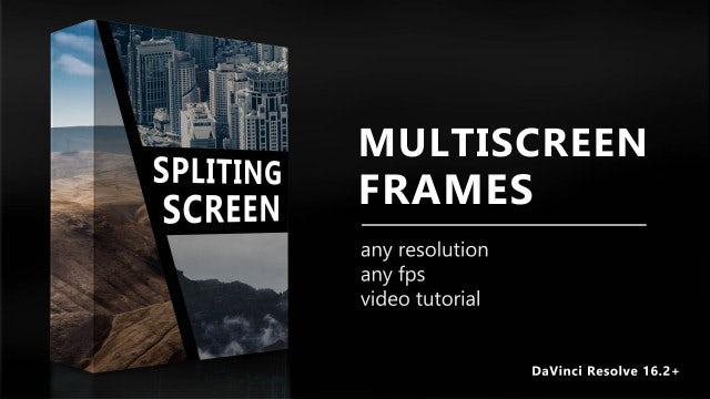 Photo of Multiscreen Frames – MotionArray 994634