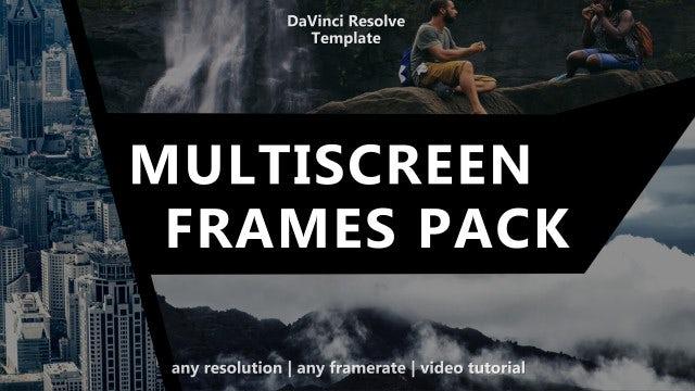Photo of Multiscreen Frames – MotionArray 996732