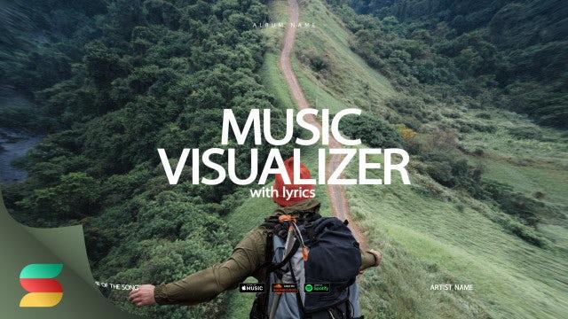 Photo of Music Visualizer Parallax – MotionArray 969348