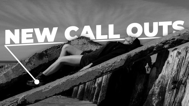 Photo of New Call Outs – MotionArray 997816