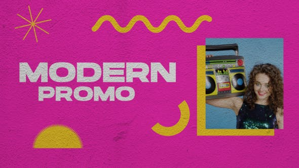 Photo of New Modern Promo – Videohive 33200662