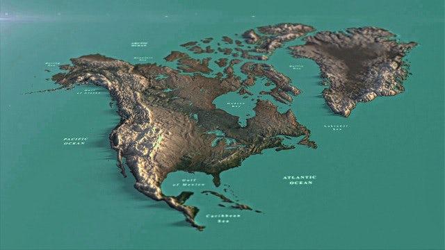 Photo of North America Map – MotionArray 994954