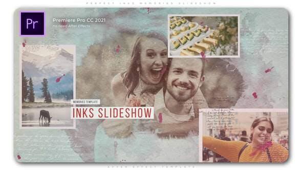 Photo of Perfect Inks Memories Slideshow – Videohive 33211866