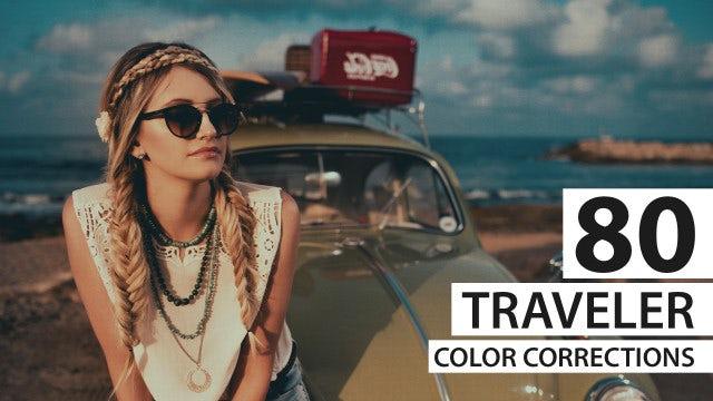 Photo of Traveler Color Corrections – MotionArray 991224