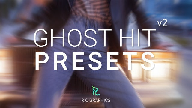 Photo of Ghost Hit Presets V2 – MotionArray 997577