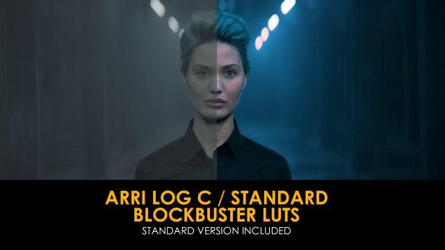 Photo of Arri Log C And Standard Blockbuster Luts – MotionArray 998058