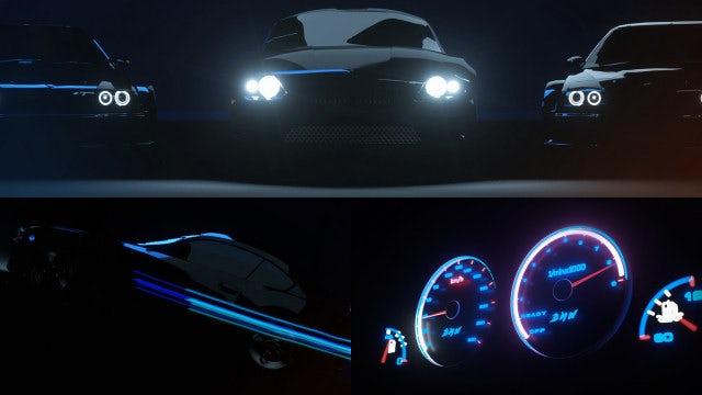 Photo of Car Logo // Racing Reveal – MotionArray 994113