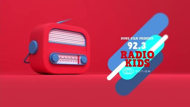 Photo of Radio Kids – MotionArray 996655
