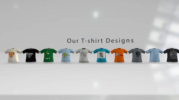 Photo of Shirt Presentation Pack E3D – Videohive 15924744