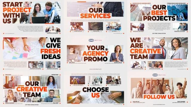 Photo of Business Agency Promo – Creative Team – MotionArray 990891