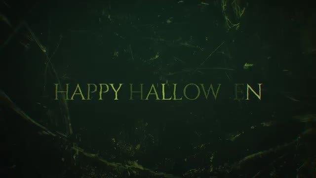 Photo of Halloween Opener – MotionArray 1034061