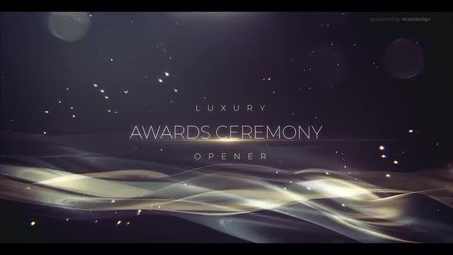 Photo of Luxury Awards Openers – MotionArray 983143