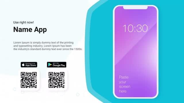 Photo of Phone App Promo – MotionArray 985584