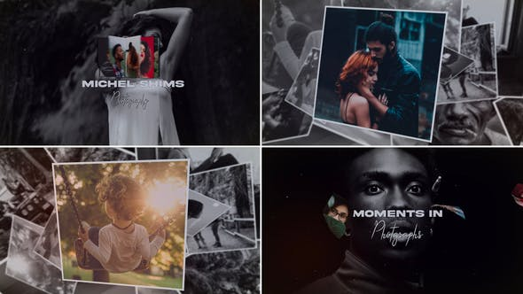 Photo of Photographs in Moments – Videohive 33099308