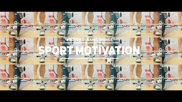 Photo of Dynamic Glitch Opener // Sport Motivation – Videohive 14803421