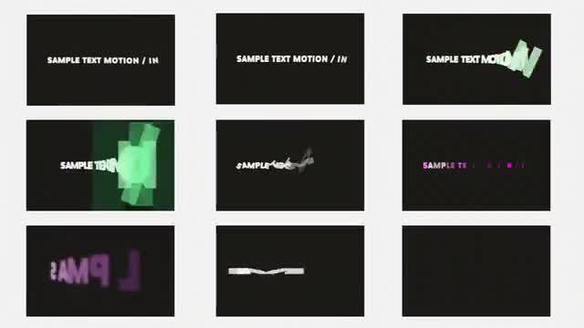 Photo of Text Animator – Modern (Characters) – MotionArray 738615