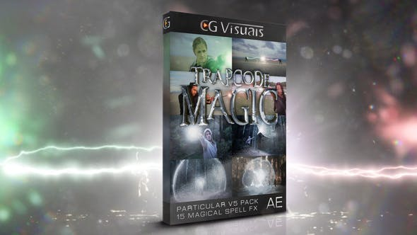Photo of Trapcode Magic – Videohive 33139809
